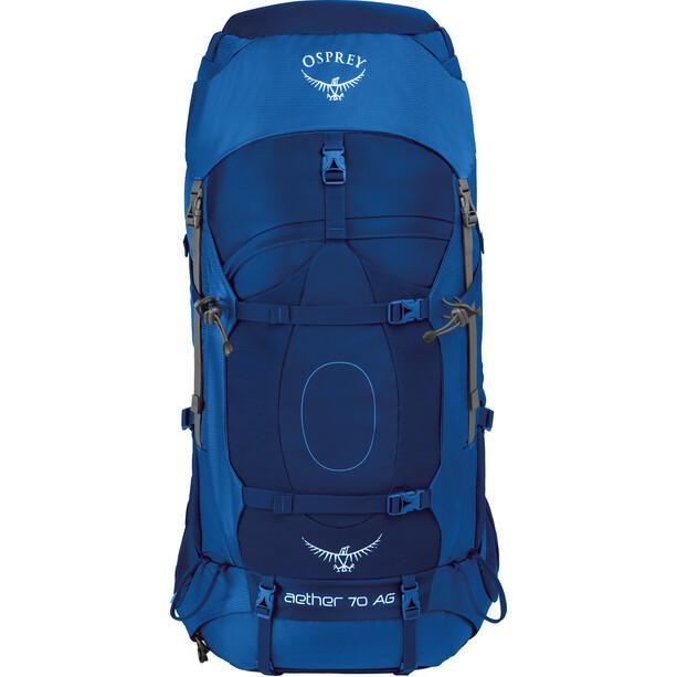 Osprey Aether AG 70 Rucksack Herren neptune blue