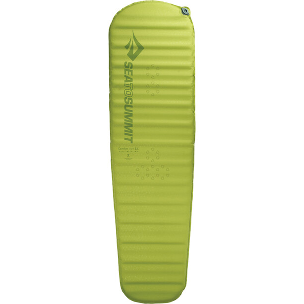 Sea to Summit Comfort Light S.I. Matto Regular, green