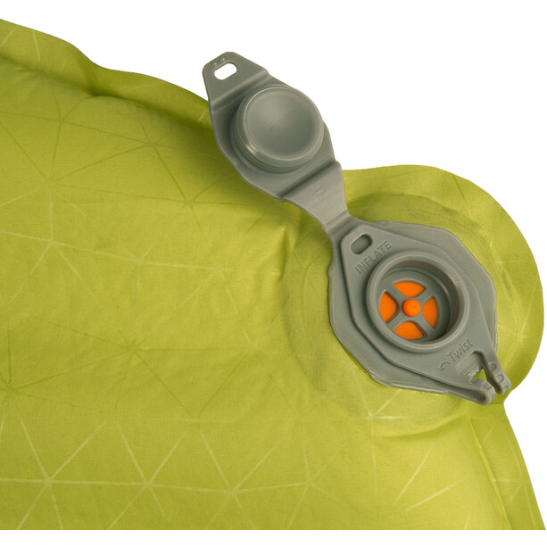 Sea to Summit Comfort Light S.I. Matte Large green