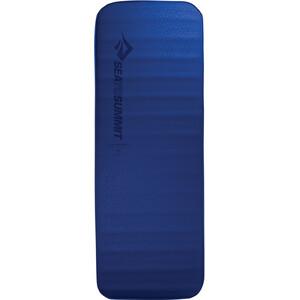 Sea to Summit Comfort Deluxe S.I. Matto Regular Leveä, sininen sininen