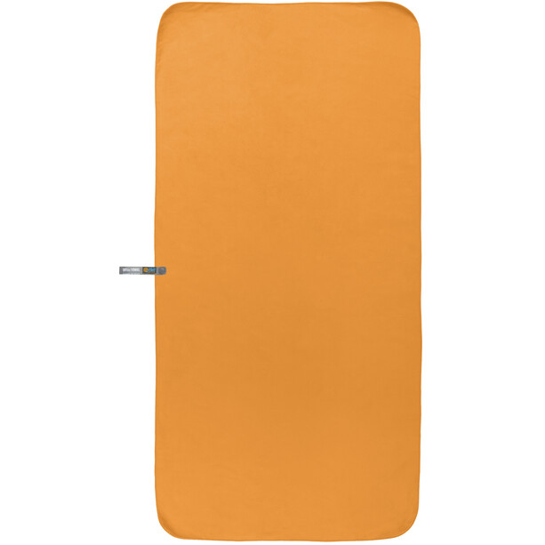 Sea to Summit Drylite Handtuch Antibacterial M orange