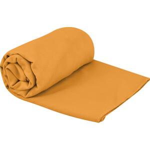 Sea to Summit Drylite Towel M, naranja naranja
