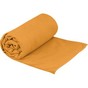 Sea to Summit Drylite Handtuch Antibacterial L orange orange