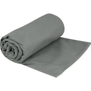 Sea to Summit Drylite Towel Antibacterial XL grey grey