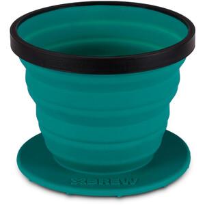 Sea to Summit X-Brew Drip do kawy, niebieski niebieski