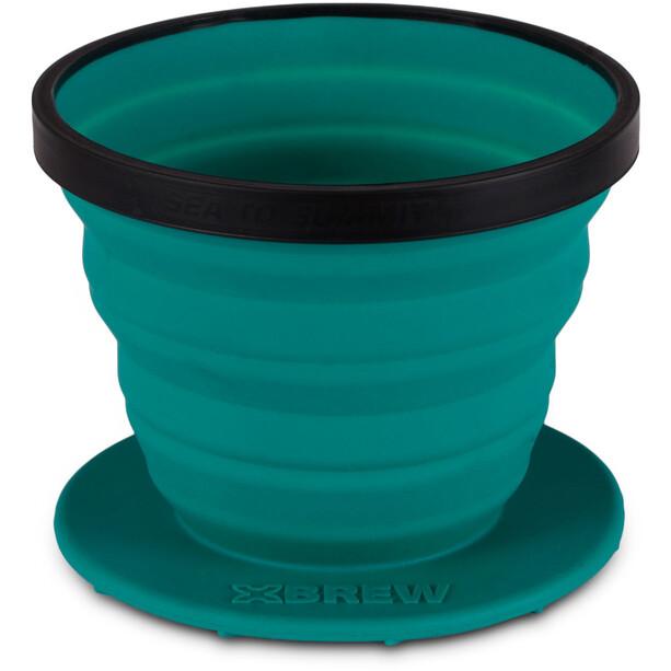 Sea to Summit X-Brew Kaffeefilter pacific blue