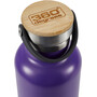 360° degrees Vacuum Insulated Trinkflasche 750ml purple