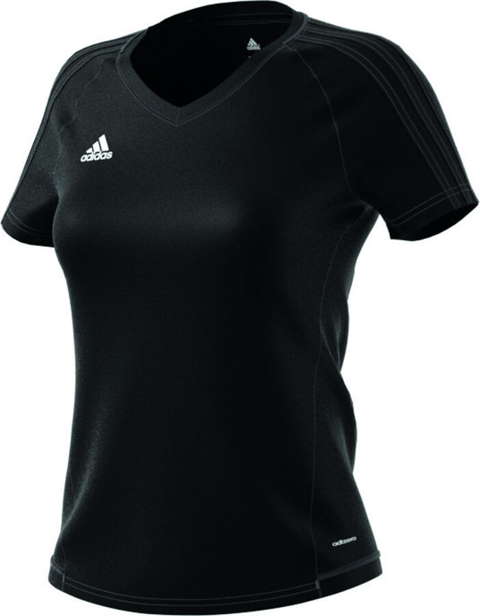 adidas Tiro 17 Trainings Trikot Damen blackdark greywhite
