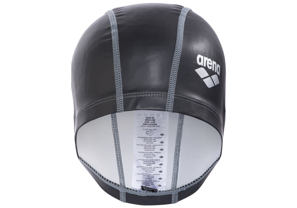 arena light sensation bonnet de bain noir sur. Black Bedroom Furniture Sets. Home Design Ideas