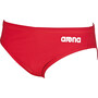 arena Solid Badehose Herren red/white
