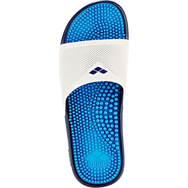 arena Marco X Grip Hook Sandaler Blå/Hvit