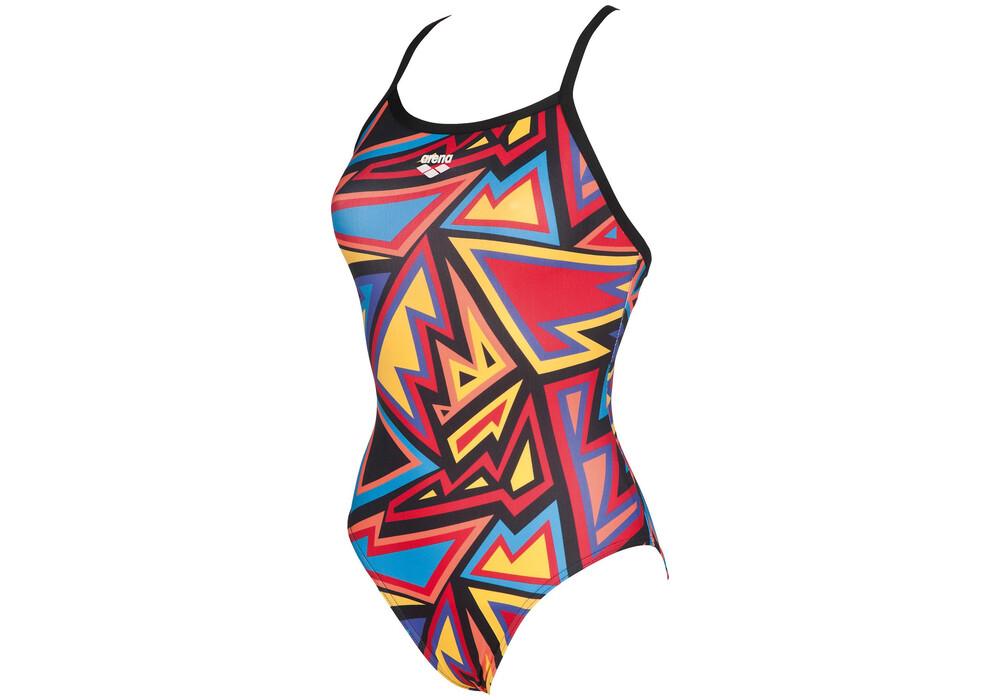 Arena tulum l costume da bagno donna colorato su - Costumi da bagno arena ...
