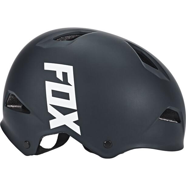Fox Flight Sport Helm Herren black