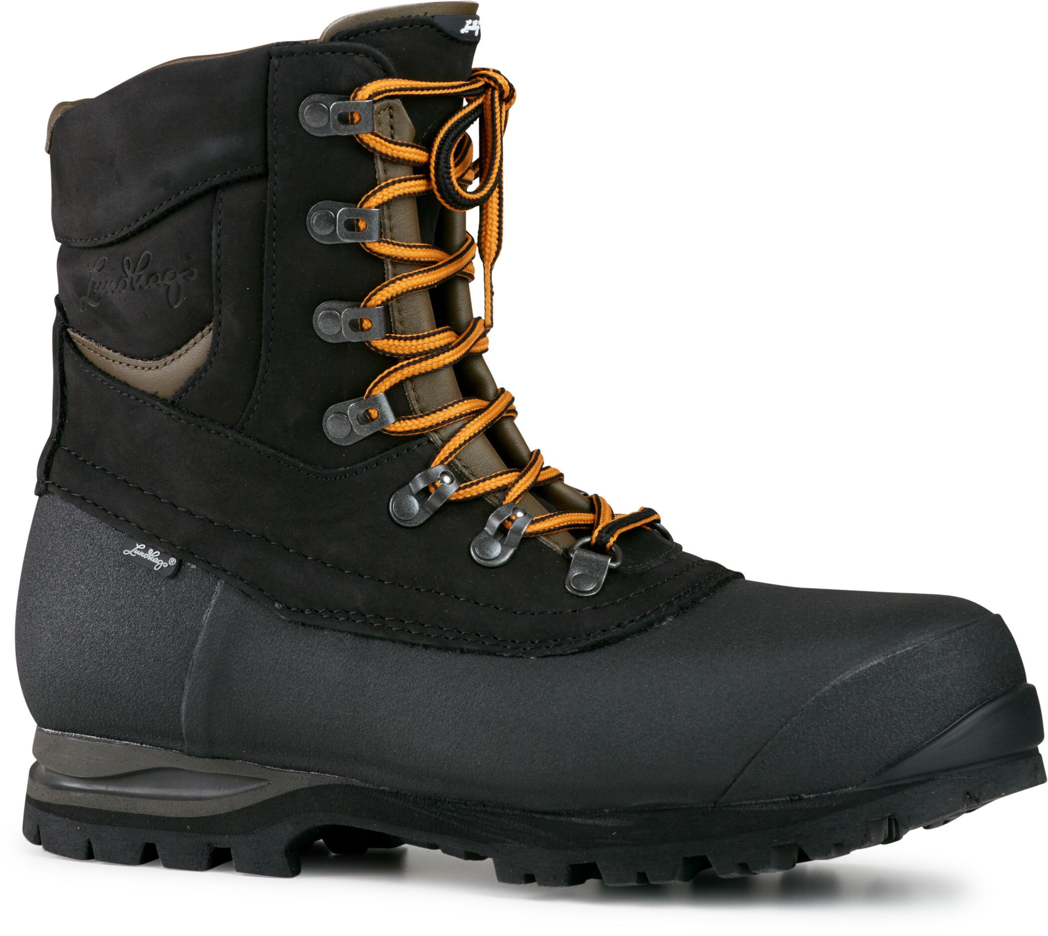 Lundhags Jaure II Mid Boots Herr blacktea green