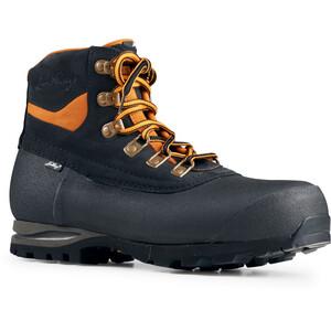 Lundhags Jaure II Light Mid Boots Herr black/rush black/rush
