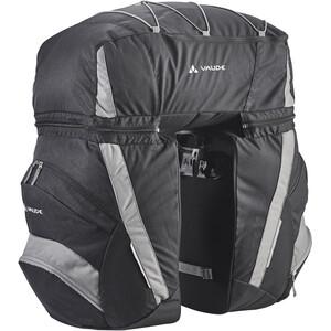 VAUDE SE Traveller Comfort 2 Cykeltaske, sort sort