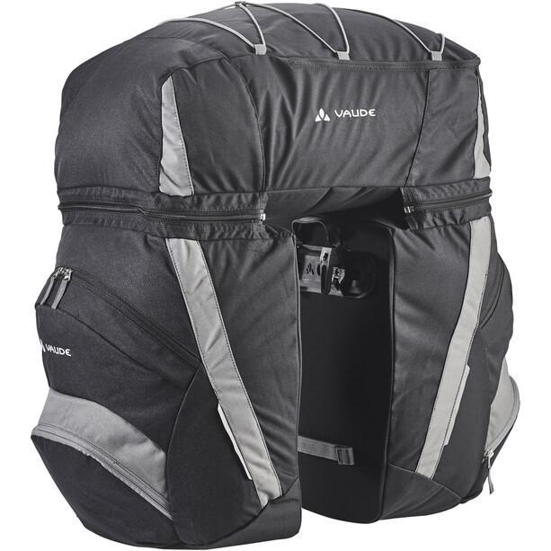 VAUDE SE Traveller Comfort 2 Fahrradtasche black/anthracite
