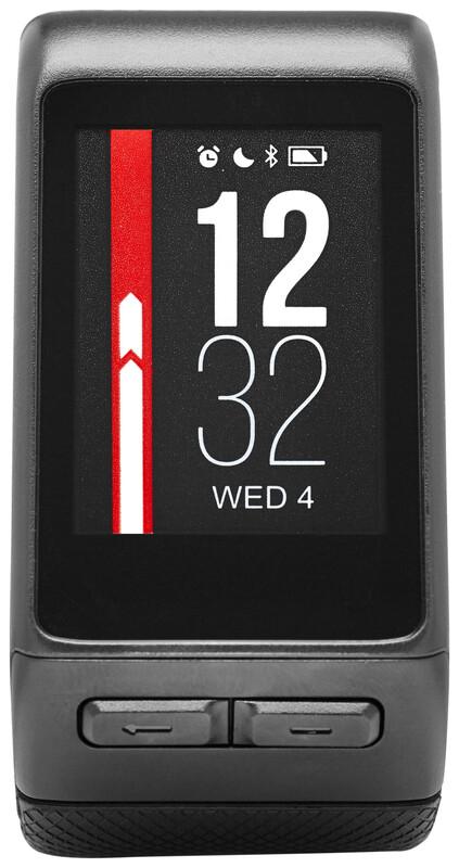 Vivoactive HR GPS XL Sportsmartwatch black XL Handgelenkumfang 161 bis 225 mm 2017 Laufuhren & Brustgurte