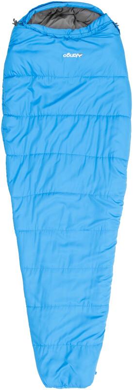 Vango Latitude 300 Sleeping Bag Imperial Blue links 2018 Schlafsäcke, Gr. links