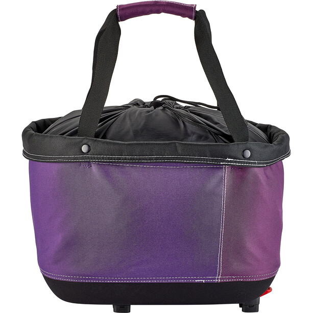 KlickFix Shopper Alingo GT Shopping Basket För Racktime violett
