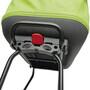 KlickFix Shopper Alingo GT Einkaufskorb für Racktime grün/braun