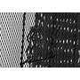 Unix Mateo Hinterradkorb schwarz