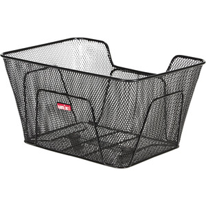 Unix Ruffino Fixed Installation Basket black black