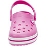 Crocs Crocband Clogs Kinder party pink
