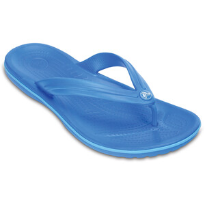 Crocs Crocband Flache Sandalen ocean/electric blue ocean/electric blue