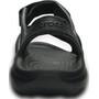 Crocs Swiftwater River Sandalen Herren black/black