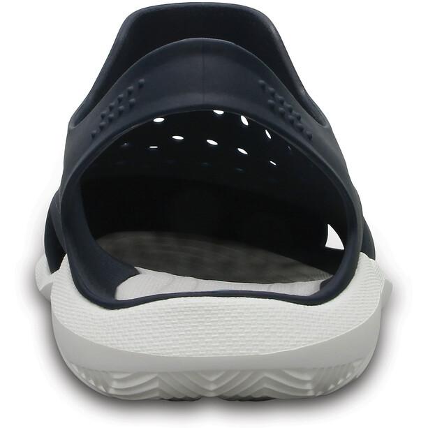 Crocs Swiftwater Wave Slippers Herren navy/white