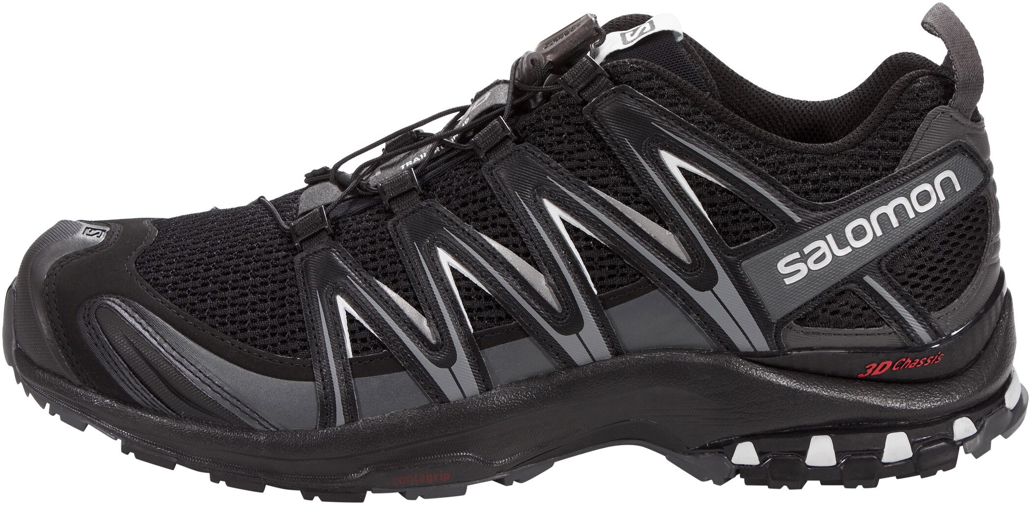 Salomon XA Pro 3D Shoes Herr blackmagnetquiet shade