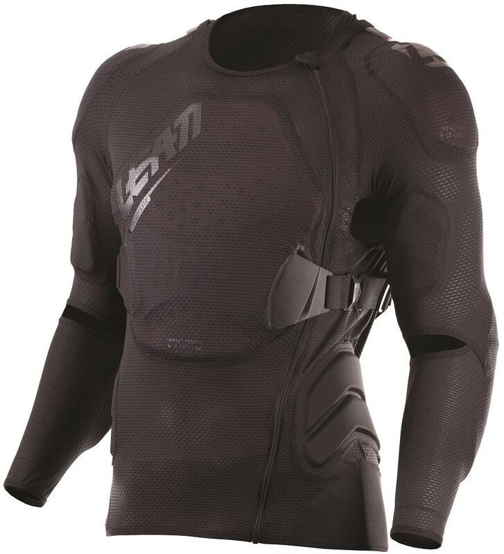Leatt 3DF AirFit Lite Body Protector black S/M 2018 Accessoires