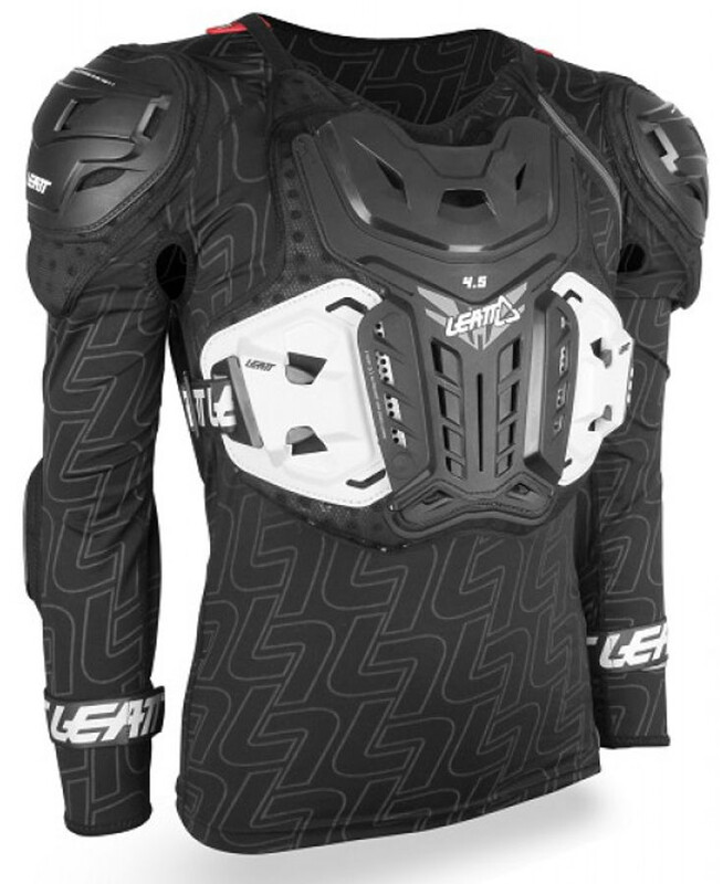 Leatt 4.5 Body Protector black S/M 2018 Accessoires