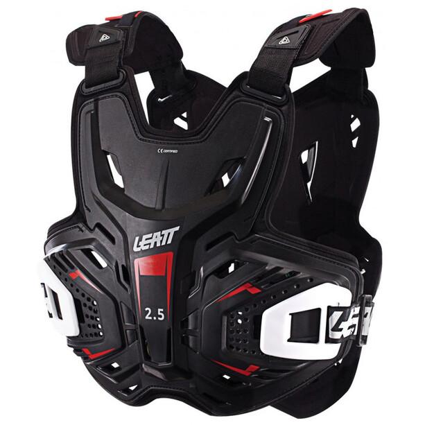 Leatt 2.5 Brustprotektor black/red