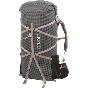 Exped Lightning 45 Backpack Dam black black