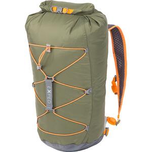 Exped Cloudburst 25 Backpack oliv oliv