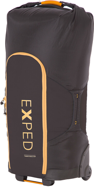 Exped Transfer Wheelie Bag black  2017 Trillekofferter