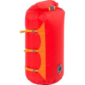 Exped Waterproof Compression Bag S röd röd