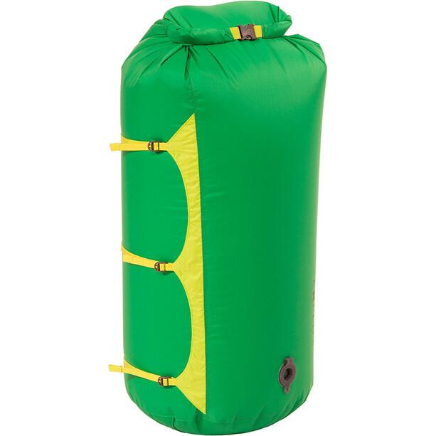 Exped Waterproof Compression Bag L Grønn