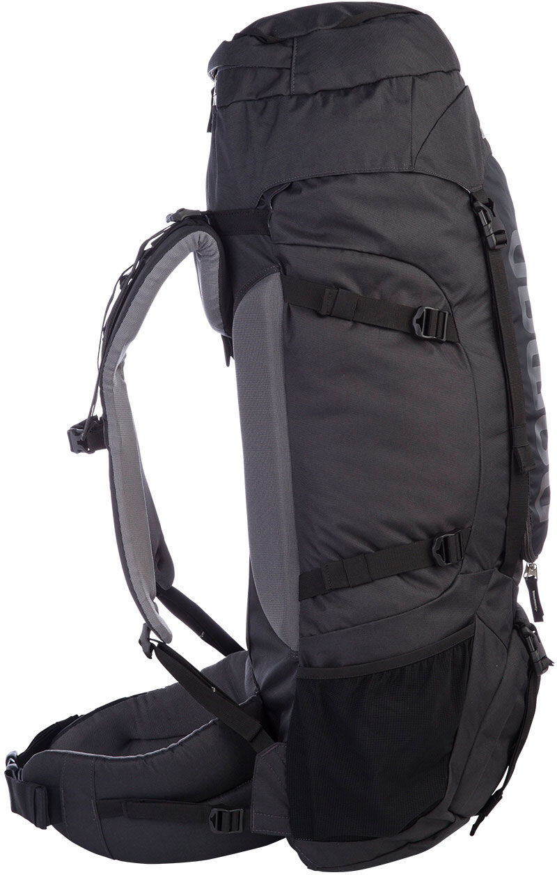nomad batura 70 sac dos noir sur. Black Bedroom Furniture Sets. Home Design Ideas