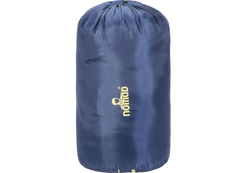 nomad sleepyhead sac de couchage bleu noir boutique de v los en ligne. Black Bedroom Furniture Sets. Home Design Ideas
