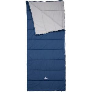 Nomad Brisbane Schlafsack blau/grau blau/grau