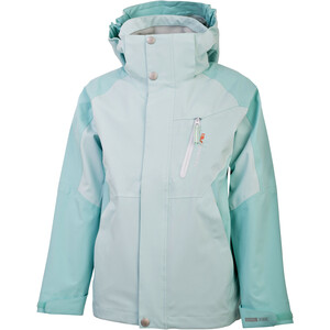 Tenson Northpole Jacke Kinder light blue light blue