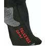 Falke RU 5 Invisible Socks Herr svart/grå