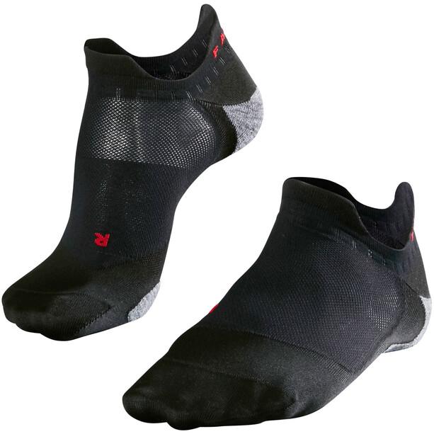 Falke RU 5 Invisible Socken Herren black mix