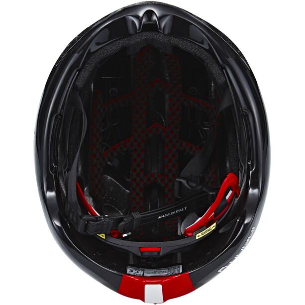 Kask Infinity Helmet black/red