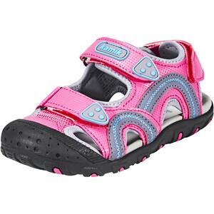 Kamik Seaturtle Sandalen Kinder pink/blau pink/blau