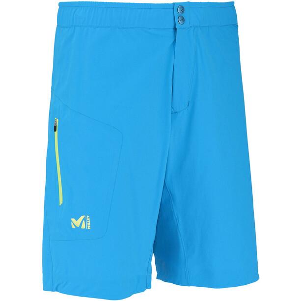 Millet LTK Rush Lange Shorts Herren electric blue