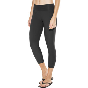 Black Diamond Levitation Capri Damen black black